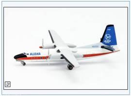 AC19195 Fokker F-27 ALOHA N5093A, Aeroclassic 1:400,NEU  - Bild vergrößern