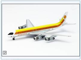 AC19202 Douglas DC-8-51 AIR JAMAICA, 6Y-JGD, Aeroclassic 1:400,NEU  - Bild vergrößern