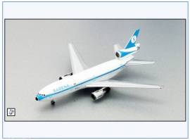 AC19205 DC-10-30 SABENA, Aeroclassics 1:500, NEU 12/2017 - Bild vergrößern