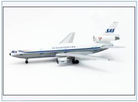 AC19206 DC-10-30 SCANDINAVIAN, LN-RKA, Aeroclassics 1:500, NEU 12/2017 - Bild vergrößern