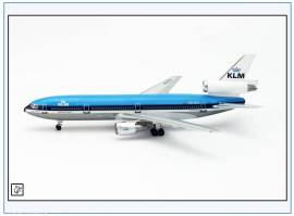 AC19164 DC-10-30 KLM, Aeroclassics 1:500, NEU - Bild vergrößern