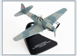 ! AC093 Ilyushin Il-10 -Biest- 108.Gardeschlachtgeschwader, 1945, Oxford 1:72,NEU - Bild vergrößern