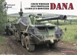 DANA, 152mm PzHaubitze, Tankograd im Detail, NEU12/2010 - Bild vergrößern