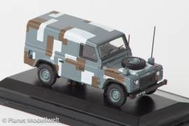 !DEF012 Land Rover mit Hardtop, British Army Berlin Brigade, Oxford 1:76 - Bild vergrößern