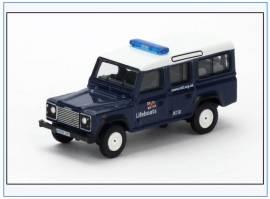 !DEF014 Land Rover Defender 110 ROYAL NATIONAL LIVEBOAT, Oxford 1:76, NEU 9/2015 - Bild vergrößern