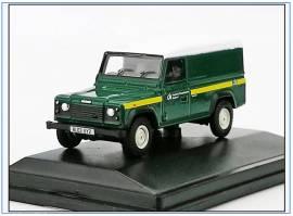 !DEF017 Land Rover Defender 110 Forrestry Commission, Oxford 1:76, NEU - Bild vergrößern
