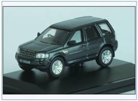 FRE004 Land Rover Freelander, santorin schwarz, Oxford 1:76, NEU  - Bild vergrößern