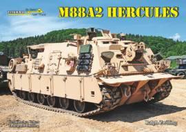 ! FT-08 M88A2 Hercules US Bergepanzer,Tankograd im Detail, NEU 3/2015 - Bild vergrößern