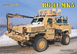 ! FT-09 RG-31 Mk 5 US Minengeschütztes Fahrzeug,Tankograd im Detail, NEU 3/2015 - Bild vergrößern