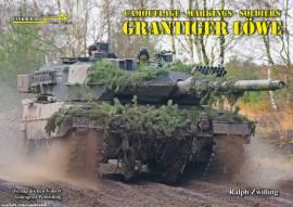 ! FT-13 Übung GRANTIGER LÖWE, Tankograd in Detail, NEU 6/15 - Bild vergrößern