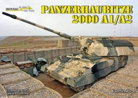 ! FT-14 Panzerhaubitze 2000 A1/A2, Tankograd in Detail, NEU 6/15 - Bild vergrößern