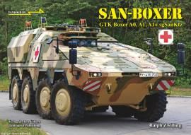 ! FT-16 San-Boxer GTK Boxer, Tankograd in Detail, NEU 11/15,PRE-ORDER - Bild vergrößern