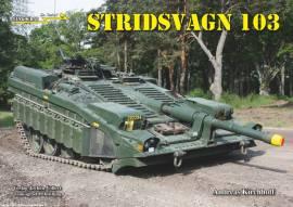 ! FT-20 Stridsvagn 103 Schwedens S-Tank, Tankograd NEUHEIT 11/2016, - Bild vergrößern