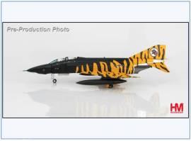 ! HA1984 RF-4E Phantom II Luftwaffe AG-52 NATO Tiger Meet 1985,Hobbymaster 1:72,NEU 10/2017 - Bild vergrößern