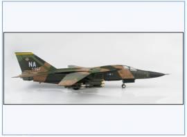 HA3025 F-111A Aardvark USAF, 429th TSF, Thailand 1970er, Hobbymaster 1:72 NEU 2/20 - Bild vergrößern