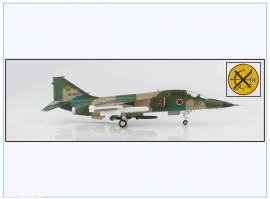 HA3409 Mitsubishi F-1 JASDF 6 Hikotai, Tsuiki AB, Japan, Hobbymaster 1:72, NEU 4/20 - Bild vergrößern