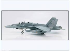 HA3530 CF-188B ROYAL CANADIAN AIR FORCE 410 Squa., 1997, Hobbymaster 1:72, NEU - Bild vergrößern