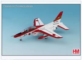 !A HA3904 Kawasaki T-4 JASDF 32nd TSQ -Red Dolphon- Hamamatsu AB, Hobbymaster 1:72, NEU 2/21 - Bild vergrößern
