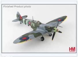 ! HA8321 Spitfire Mk.IX RAF No.331 Sqd, 1944, Hobbymaster 1:48, NEU 3/21 - Bild vergrößern