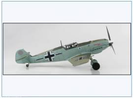 ! HA8714 Me Bf-109E-3 Stab JG 26, Walter Horten 1940, Hobbymaster 1:48 NEU 8/20 - Bild vergrößern