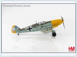 ! HA8715 Me Bf-109E-4 Stab JG 26, -Adolf Galland- 1940, Hobbymaster 1:48 NEU 2/21 - Bild vergrößern