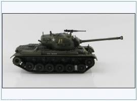 HG3705 M46 US ARMY 65th Tank Btl., Imjin River, Korea 1951,Hobbymaster 1:72,NEU - Bild vergrößern