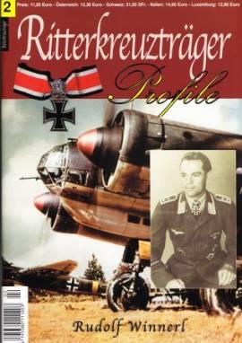 RT-02 Rudolf Winnerl, Kampfflieger, Ritterkreuzträger-Profile - Bild vergrößern