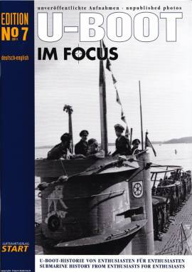 U-Boot im Focus - Edition No. 07, Luftfahrtverlag START, NEU - Bild vergrößern