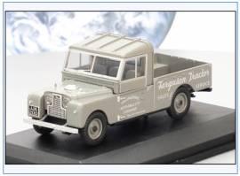 LAN1109008 Land Rover Series I Pick-up -Ferguson Tractors-, Oxford 1:43, NEU - Bild vergrößern