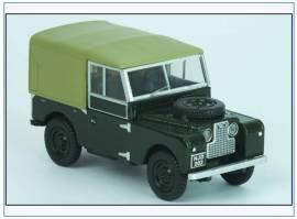 LAN188009 Land Rover Series I, Plane, bronze-grün, Oxford 1:43, NEU 3/2016 - Bild vergrößern