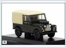 !LAN188022 Land Rover Series I Plane BRITISH ARMY RTC 1950er, Oxford 1:76, NEUHEIT 8/2016 - Bild vergrößern