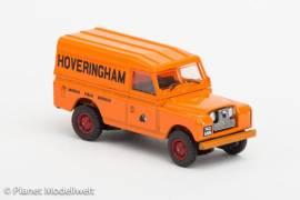 LAN2005 Land Rover II LWB Hoveringham, Oxford 1:76, NEU 4/2015 - Bild vergrößern