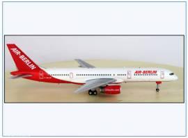 !LH2200 Boeing B757-200 AIR BERLIN, HB-IHR, JC-Wings 1:200, NEU - Bild vergrößern