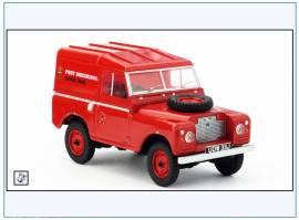 ! LR2AS001 Land Rover SIIA SWB ROYAL MAIL; OXFORD 1:43, NEU 4/18 - Bild vergrößern