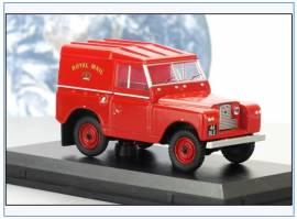 ! LR2S001 Land Rover SII SWB ROYAL MAIL; OXFORD !:43, NEU - Bild vergrößern