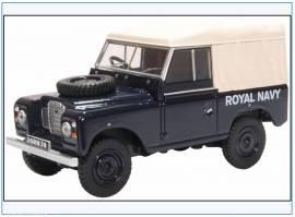 ! LR3S004 Land Rover Series III SWB Pritsche/Plane, ROYAL NAVY,Oxford 1:43,NEU 8/20 - Bild vergrößern