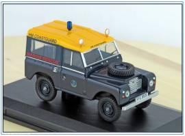 ! LR3S007 Land Rover Ser.III SWB HM Coast Guard, Oxford 1:43, NEU 1/2021 - Bild vergrößern