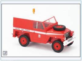 ! LRL003 Land Rover 1/2-ton Lightweight RAF -Red Arrows-,Oxford 1:43,NEU 7/17 - Bild vergrößern