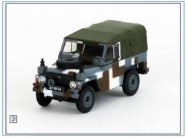 !LRL004 Land Rover 1/2-ton Lightweight British Army Berlin Brigade, Oxford 1:76, NEUHEIT 7/19 - Bild vergrößern