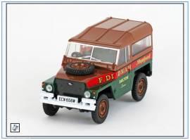 ! LRL006 Land Rover 1/2-ton Lightweight-Fred Dibnah-,Oxford 1:43,NEU 6/2019 - Bild vergrößern