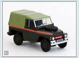 ! LRL007 Land Rover 1/2-ton Lightweight RAF Police,Oxford 1:43,NEU 11/19 - Bild vergrößern