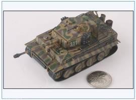 PMA0330 Tiger I s. XX Pz.Abt. 501, Normandie 1944, PMA 1:72,NEU 8/2019 - Bild vergrößern