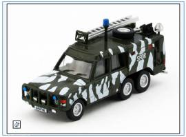 !TAC005 Tactical Crash Rescue TACR2 Range Rover 6x4, SFOR, Oxford 1:76,NEU 10/18 - Bild vergrößern