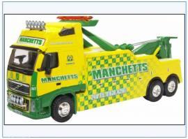!VOL08REC Volvo FH Recovery Truck, Manchetts, Oxford 1:76, NEU 2/20 - Bild vergrößern