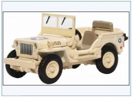 !WMB007 Willys Jeep MB USAAF, Tunesien 1943, Oxford 1:76,NEU 8/20& - Bild vergrößern
