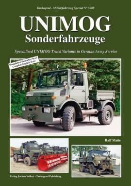 5080 UNIMOG Sonderfahrzeuge in der Bw, NEU AUF LAGER! - Bild vergrößern