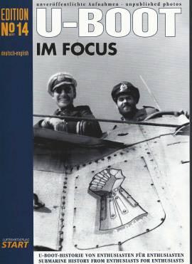 U-Boot im Focus - Edition No. 14, Luftfahrtverlag START, NEU - Bild vergrößern