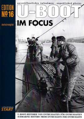 U-Boot im Focus - Edition No. 16, Luftfahrtverlag START, NEU - Bild vergrößern