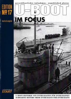 U-Boot im Focus - Edition No. 17, Luftfahrtverlag START, NEU - Bild vergrößern