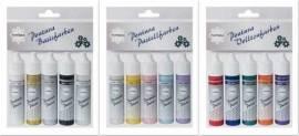 Pontura - Paint - 10ml -Basisfarbe- 012 silber - Bild vergrößern